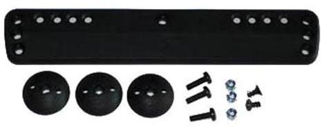 Altura Twist Hook Rail And Fittings