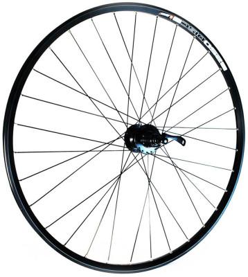 Wilkinson Wheels Wilkinson 29Er Rear Wheel - Black Double Wall Mach 1 820 Disc Rim - Q/R Shimano Deore Hub 8/9/10 Speed, 135Mm 32 Hole