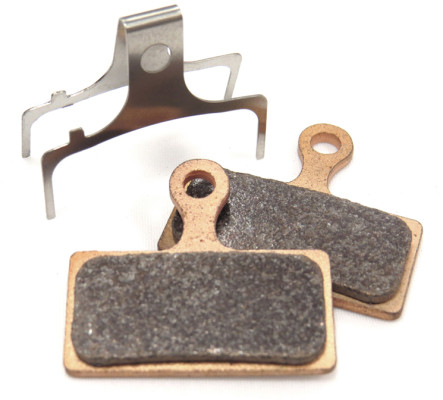 Clarks Organic Disc Brake Pads For Shimano Xtr/Xt/Slx/M985/M785/M666/S700 Alfine (Bulk 20 Pairs)