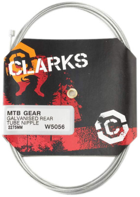 Clarks Universal Galvanised Inner Gear Wire Tube Nipple W1.1 X L2275Mm Fits All Major Systems