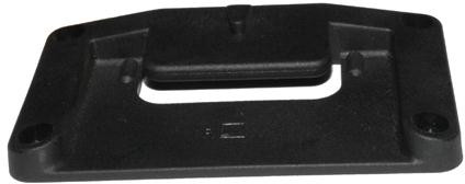 Altura Twist Back Plate For Handlebar