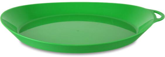 Lifeventure Ellipse Plate - Green