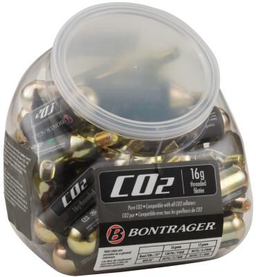 Bontrager CO₂ Cartridge Tub of 30