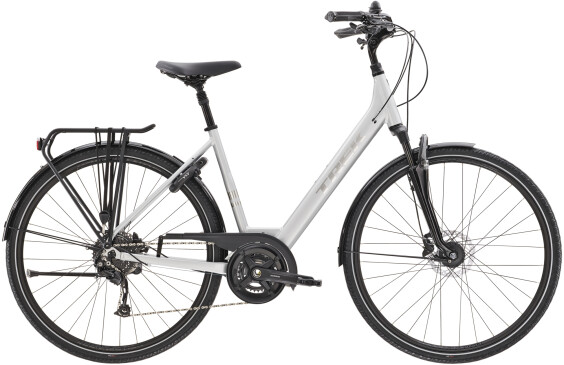 2022 Trek Verve 3 Equipped Lowstep