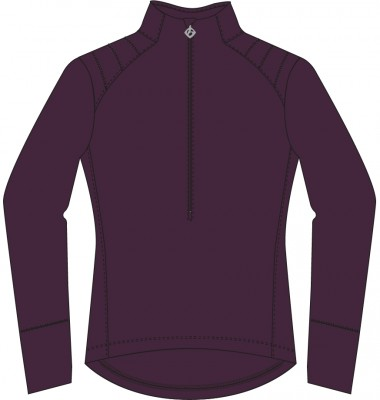 Bontrager Vella Women's Thermal Long Sleeve Cycling Jersey