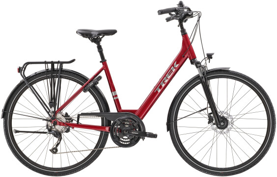 2022 Trek Verve 2 Equipped Lowstep
