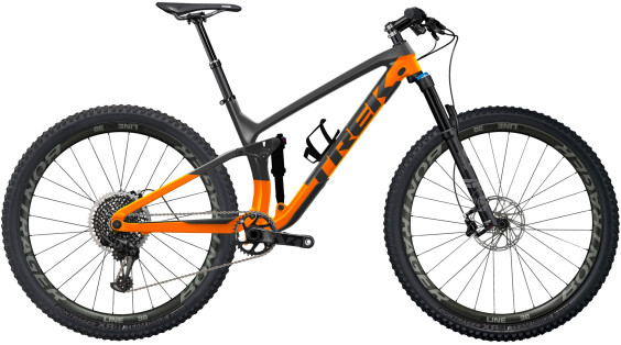 2021 Trek Fuel EX 9.7