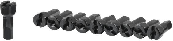 Dt Swiss Bontrager Wheelsystem Alloy ProLock Spoke Nipple Pack of 10