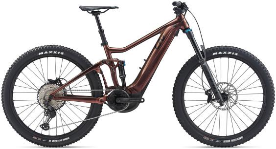 Liv Intrigue E+ 1 Pro Electric Bik
