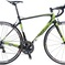 2016 Wilier GTR SL Chorus Race XL; Black/Green/Red