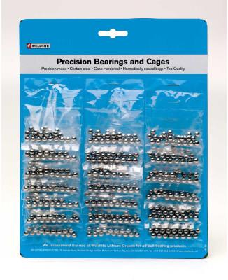 Case Hardened Steel Ball Bearings