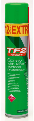 Tf2 Teflon Spray Bike Lube 400Ml
