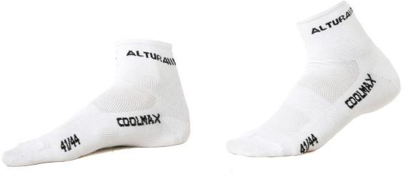 Coolmax Sport Sock 3 Pack White L