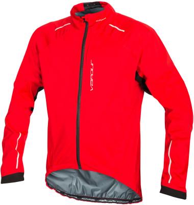 Vapour Waterproof Jacket Red/Black L