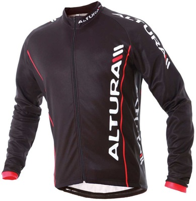 Team Long Sleeve Jersey Red S S, Red