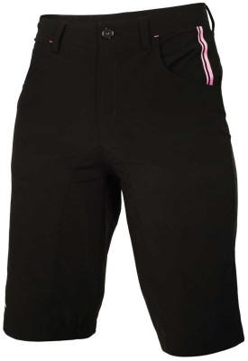 Womens Synchro Baggy Shorts Black 10