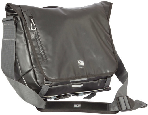Dispatch Messenger Bag Black