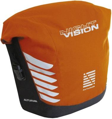 Night Vision 20 Pannier Orange