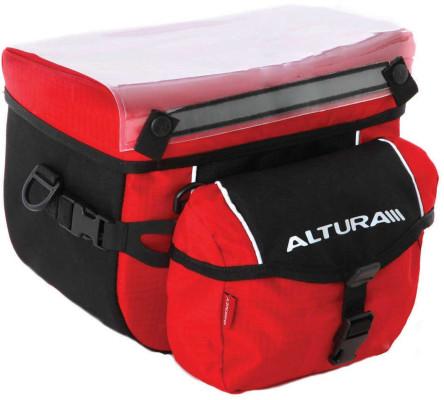 Orkney Bar Bag Red