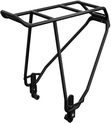 Central Rear Rack Black