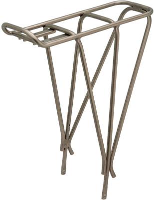 Ex1 Stainless Steel Rear Rack Black