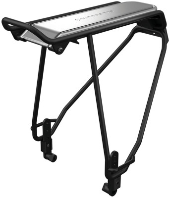 Interlock Rear Rack Black