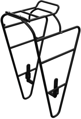 Outpost Front Rack Black