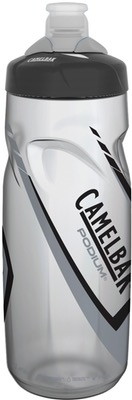 Camelbak Podium Bottle 710Ml Clear/Steel Blue 710Ml/24Oz