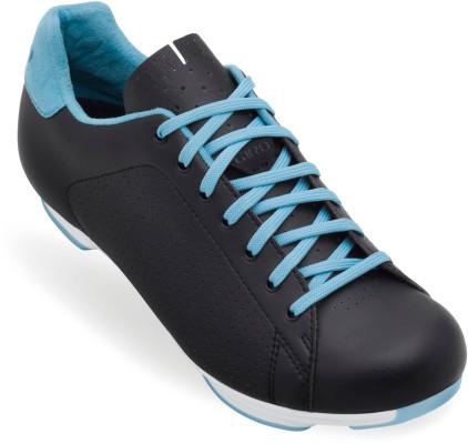 Civila Women'S Road Cycling Shoes Black/White/Blue 36