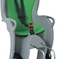 Hamax Kiss Rear Mounted Child Seat Black/Red