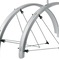 """Sks Bluemels Mudguard Mountain 65Mm Silver 60Mm 26"""" Silver 60Mm 26"""""""